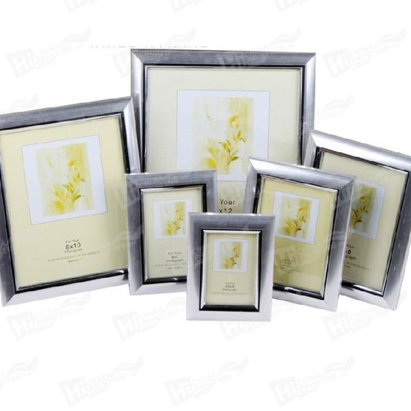 Silver Coated Canvas Frames